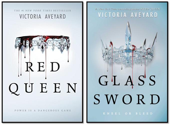 Victoria Aveyard books